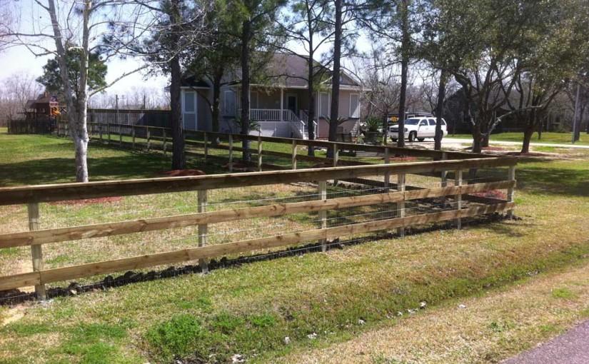 Wooden Fences50