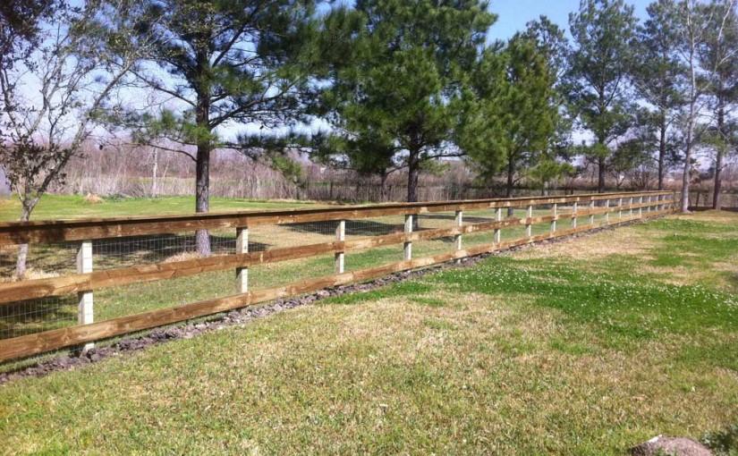 Wooden Fences51