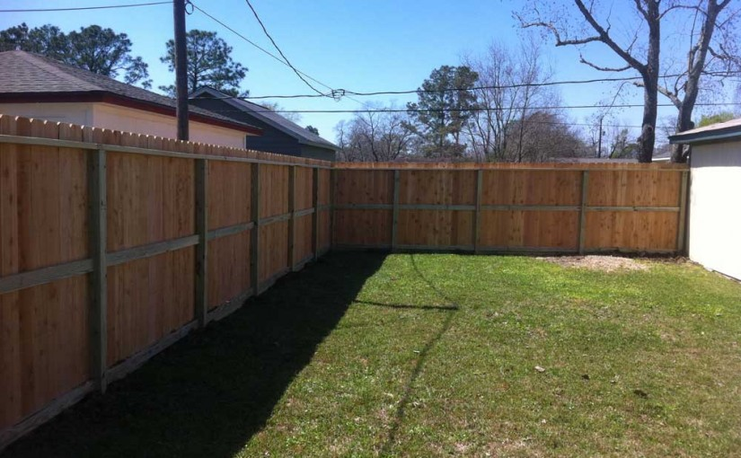 Wooden Fences52
