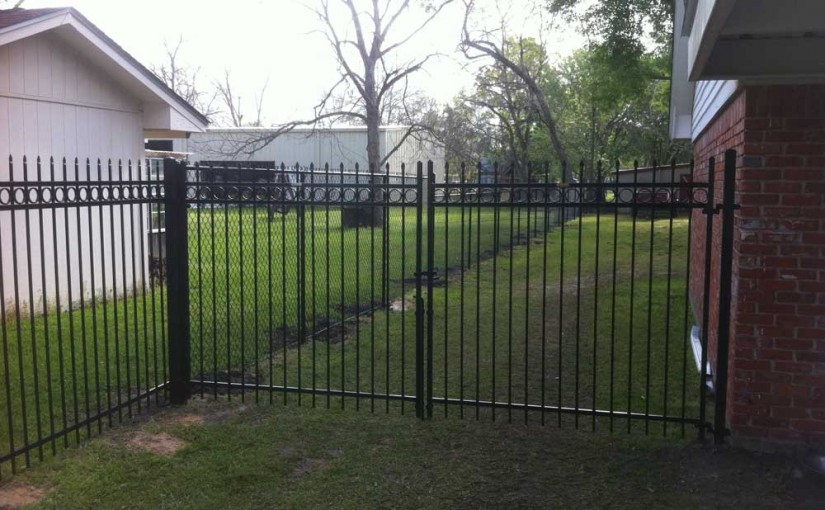 Wrought Iron Fences40