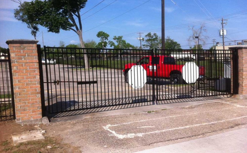 Wrought Iron Fences58