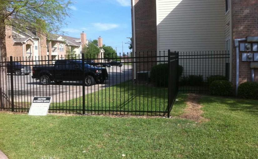 Wrought Iron Fences60