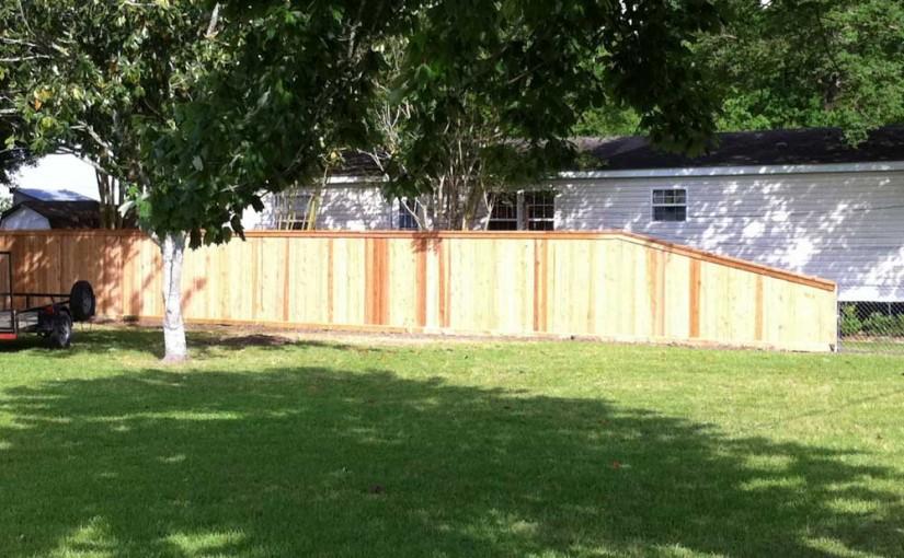 Wooden Fences53