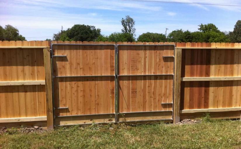 Wooden Fences54