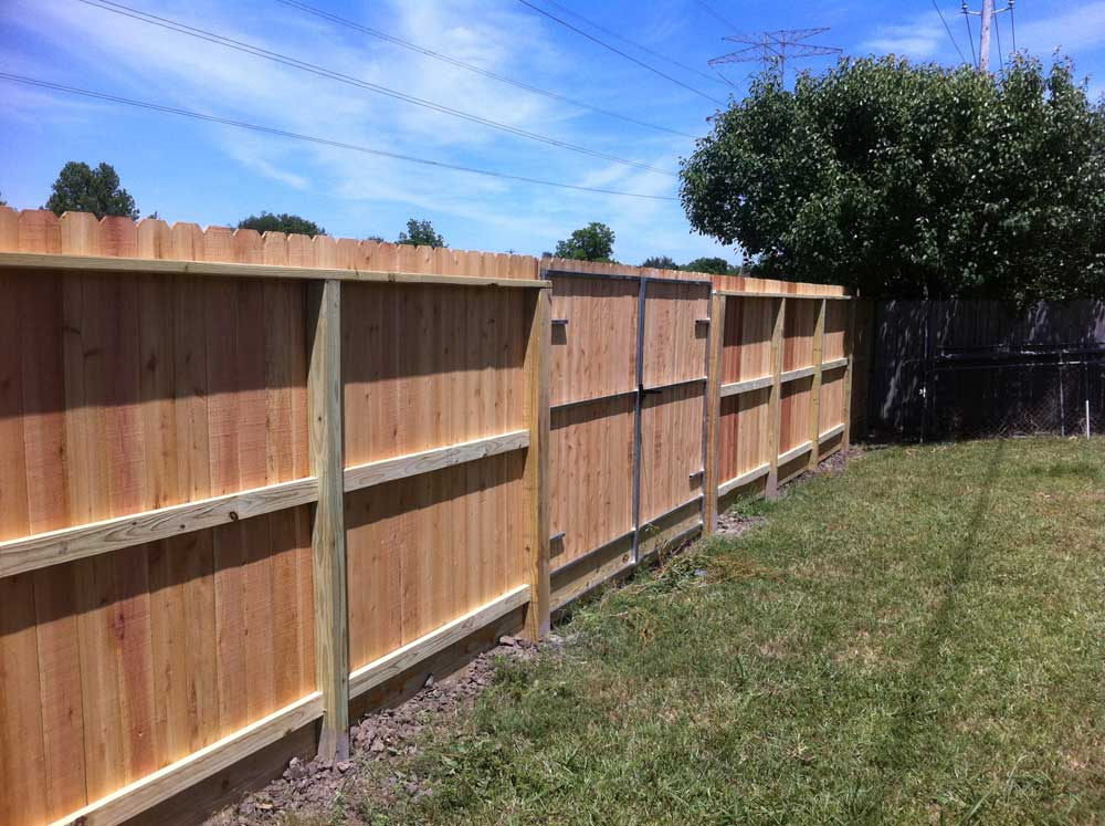 Lone Star Fence Amp Construction