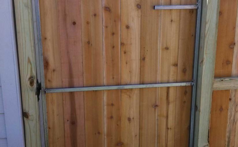 Wooden Fences60
