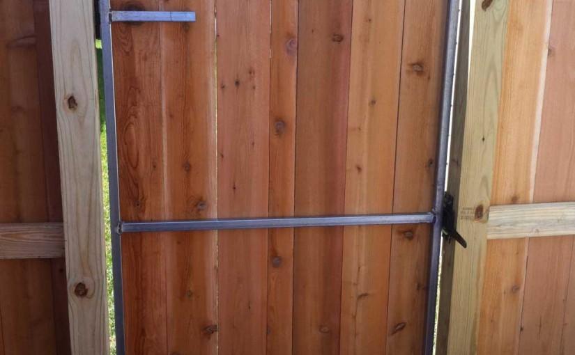 Wooden Fences61