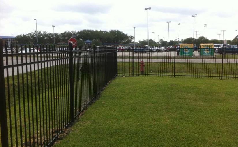 Wrought Iron Fences65