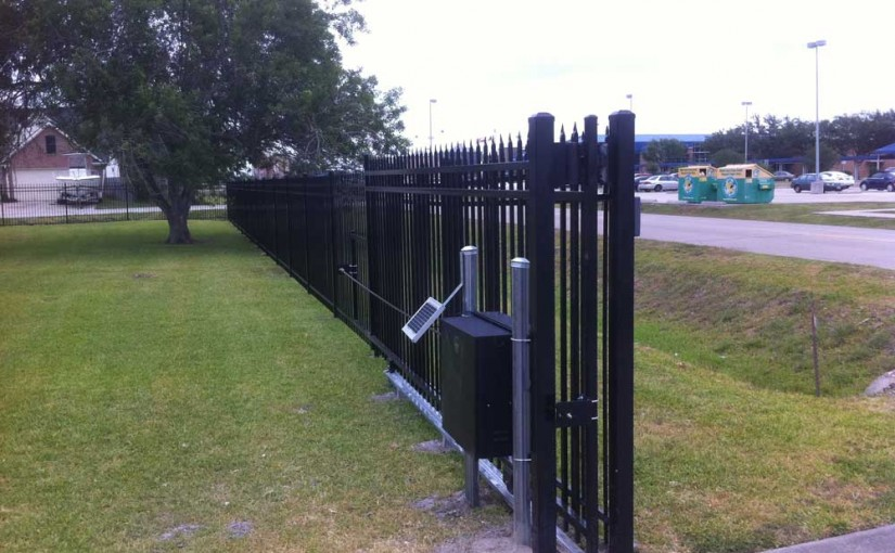 Automated Gates45