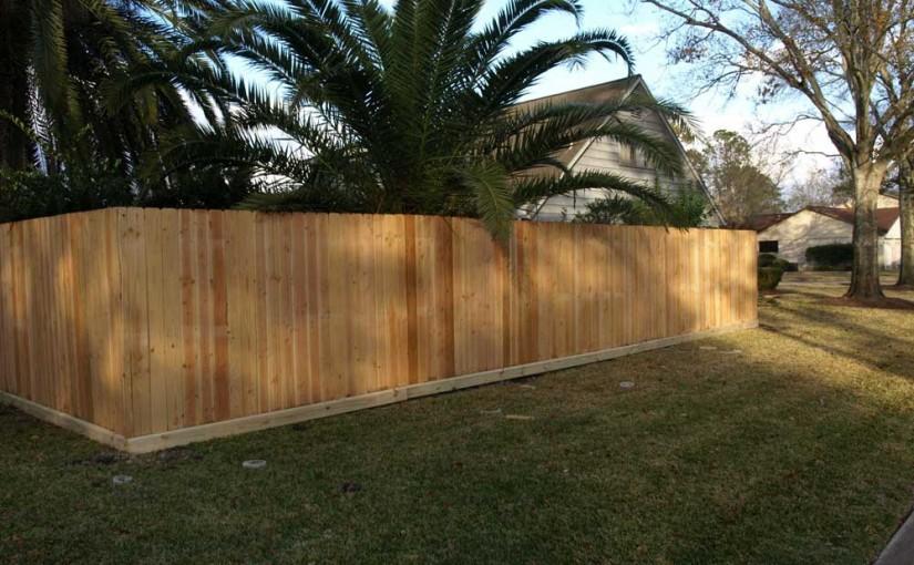 Wooden Fences63