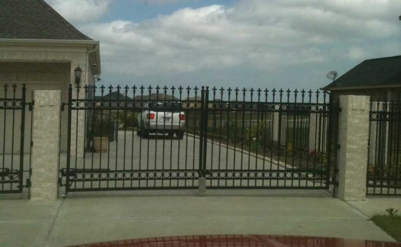 Masonry Fences6