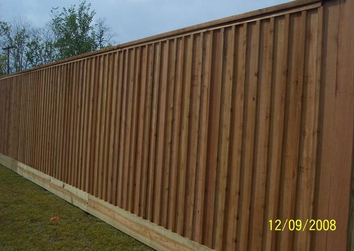 Wooden Fences64
