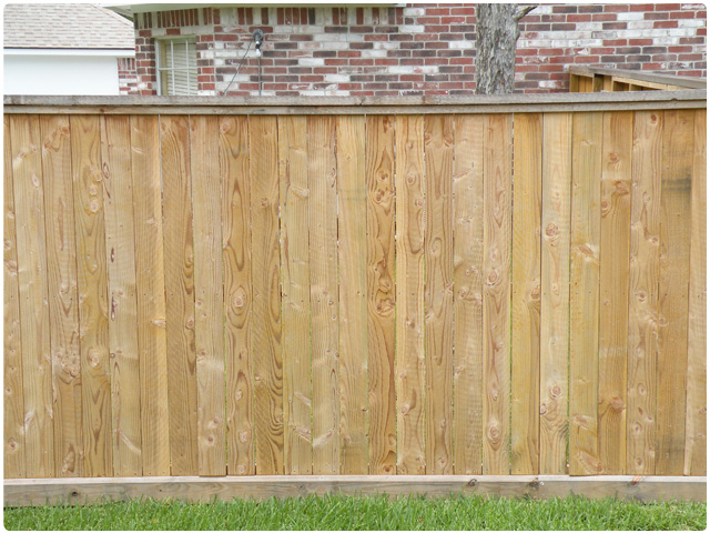 Wooden Fences78