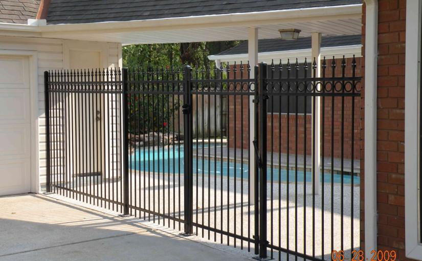 Wrought Iron Fences69