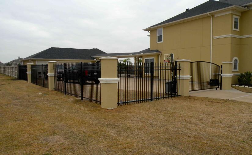 Wrought Iron Fences73