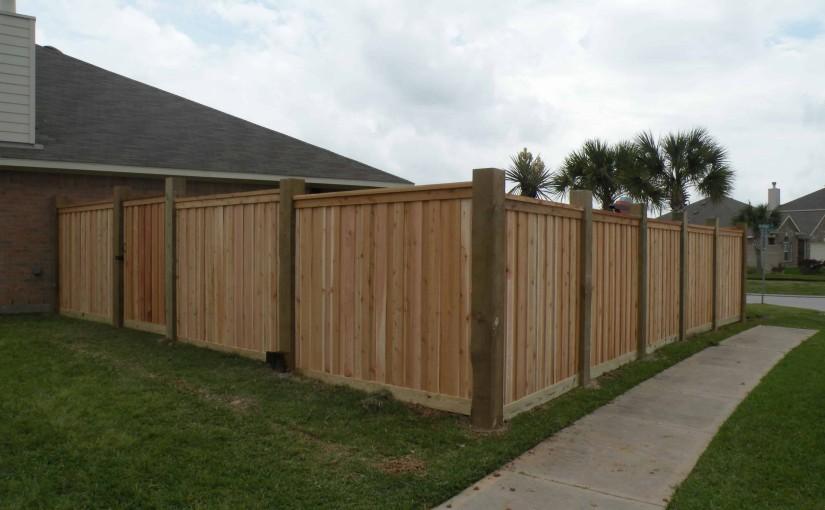 Wooden Fences86