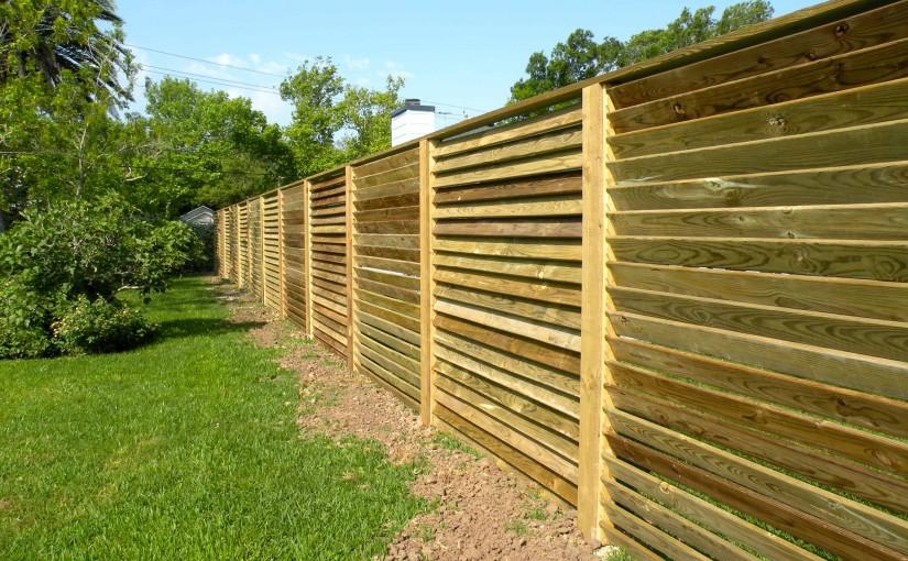 Wooden Fences87
