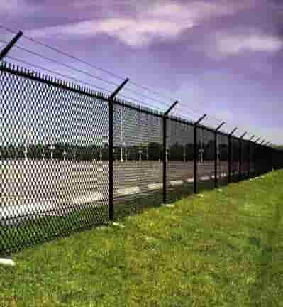 Chain Link Fences40