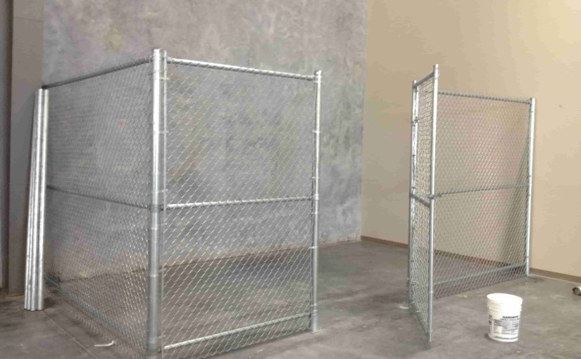 Chain Link Fences41