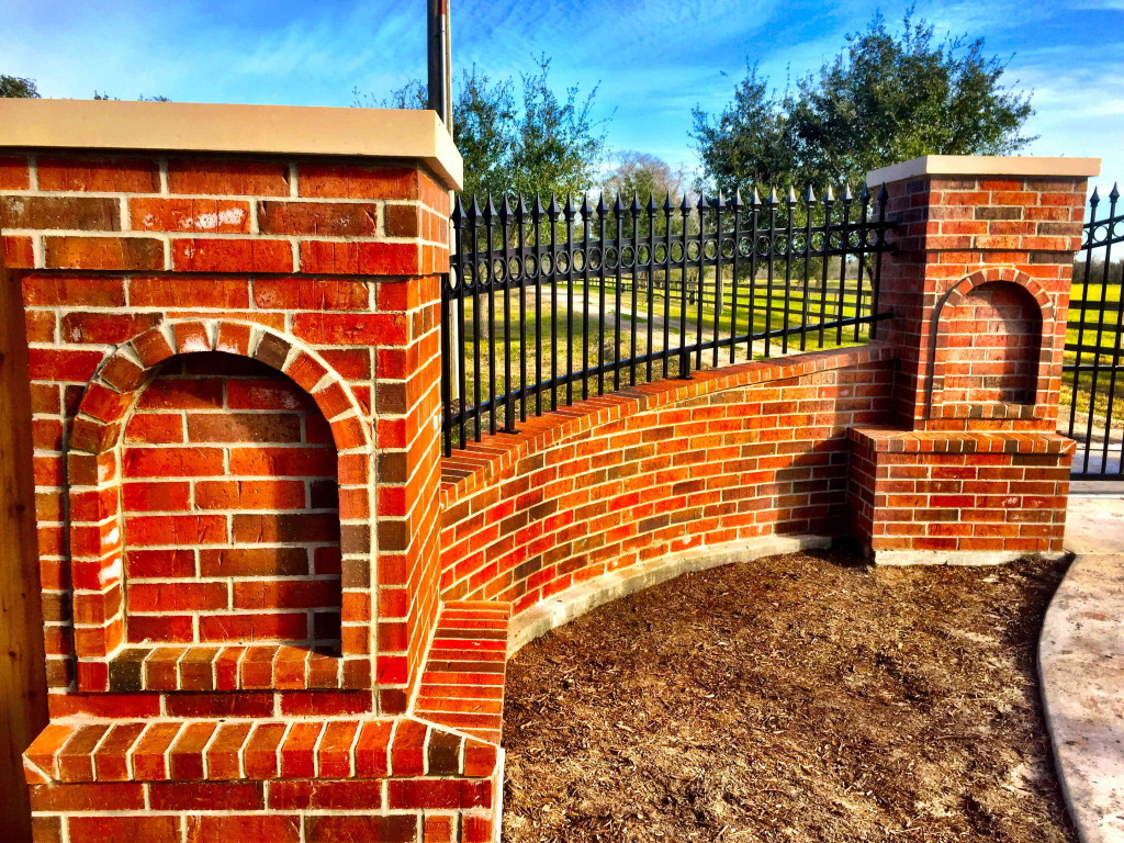 Image Related to Masonary Fences