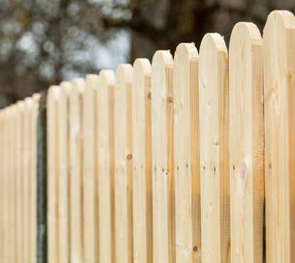 Image Related to Learn About The Different Types of Wood Fencing